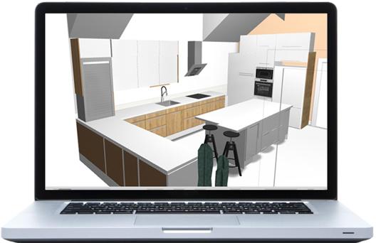 software para diseño de cocinas, AConstructoras.com: Ayudamos a ...