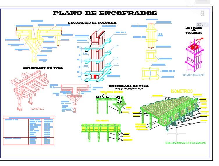 Planos de cubiertas metalicas en autocad
