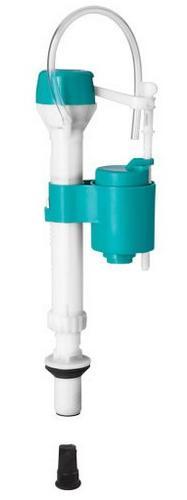 V lvula de entrada hidrost tica para inodoro sanitario for Llave ducha grival